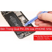 Thay Pin IPhone 5, 5s