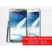 thay màn nguyên bộ Samsung Note 2