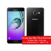 thay mặt kính cảm ứng Samsung A7- 2016