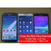 Thay mặt kính Samsung Galaxy Note 2, Note 3, Note 4