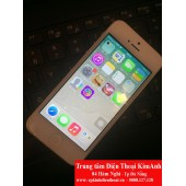 Điện thoại iphone 5 white, giá rẻ, mới 99%