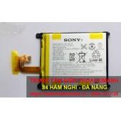 Thay pin Sony xperia Z4